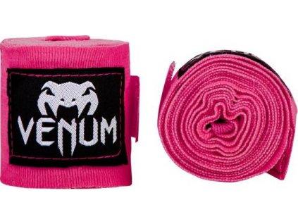 Boxing Handwraps Venum Kontact 4m - Neon Pink