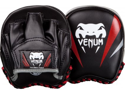 Focus Mitts Venum Elite Mini Punch Mitts - BLACK