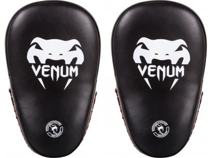 Focus Mitts Venum Elite Small Kick - BLACK