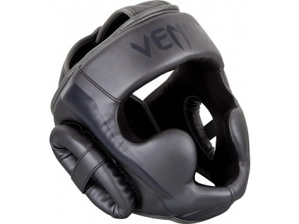 Headgear for box/MMA Venum Elite GREY/GREY