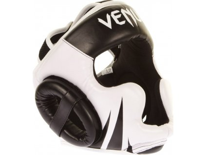 Headgear Venum Challenger 2.0 BLACK/WHITE