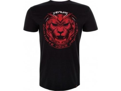 Men's T-shirt Venum Bloody Roar - RED