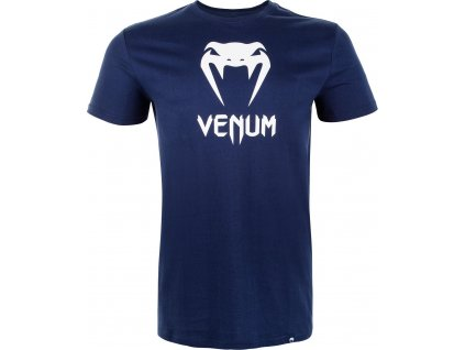 Men's T-shirt Venum Classic NAVY BLUE
