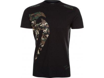 Men's T-shirt Venum Giant - JUNGLE CAMO