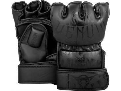 MMA Gloves Venum Gladiator 3.0 BLACK/BLACK