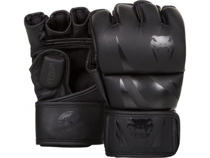 MMA Gloves Venum Challenger BLACK