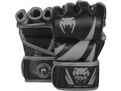 MMA Gloves Venum Challenger BLACK/GREY