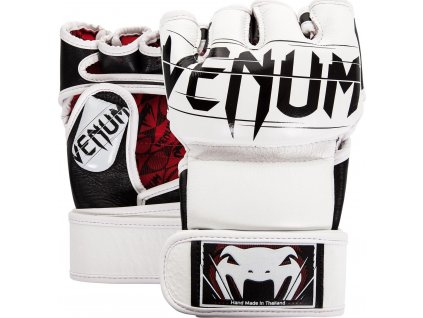 MMA Gloves Venum Undisputed 2.0 - WHITE