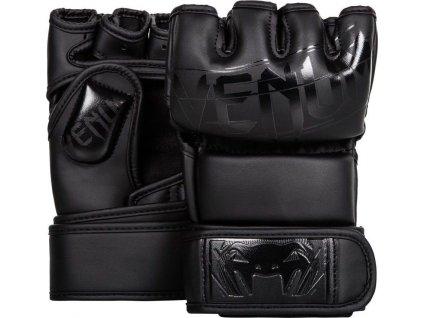 MMA Gloves Venum Undisputed 2.0 BLACK