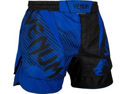 MMA shorts Venum NoGi 2.0 - BLACK/BLUE