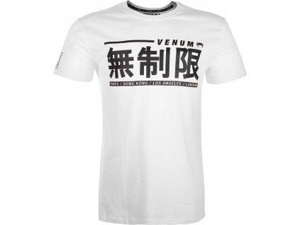 Men's shirt Venum Limitless - WHITE