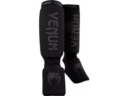 Shin Guards Venum Kontact - BLACK/BLACK