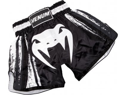 Shorts Venum Bangkok Spirit Muay Thai Shorts - BLACK