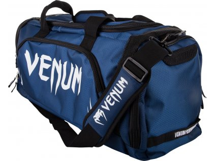 Sports Bag Venum Trainer Lite - NAVY BLUE/WHITE