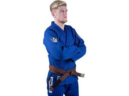 BJJ gi kimono Gi Kingz Balistico 2.0 - BLUE + gi bag