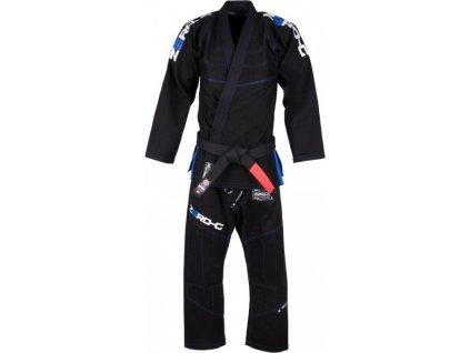 BJJ gi kimono Tatami Fightwear Zero G V4 Advanced BLACK