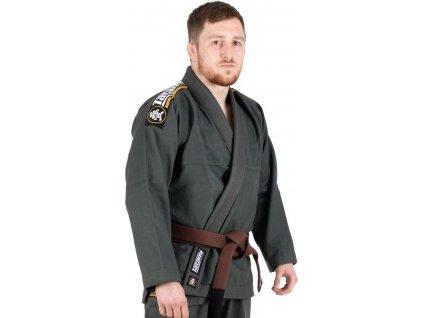 BJJ gi kimono Tatami Nova Absolute KHAKI + FREE WHITE BELT