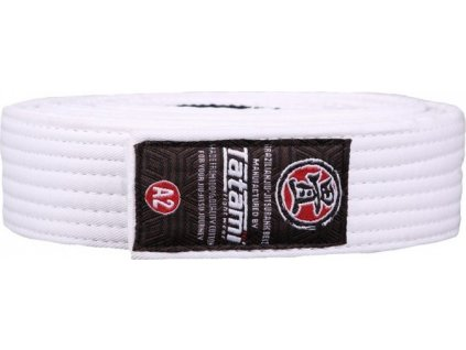 BJJ belt Tatami Fightwear - WHITE