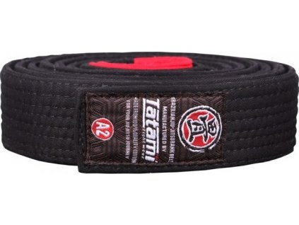 BJJ belt Tatami Fightwear - BLACK
