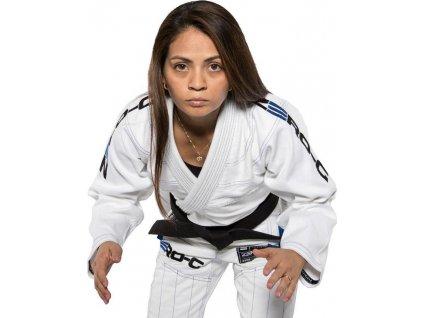 Ladies Zero G V4 WHITE Tatami fightwear Ladies BJJ gi kimono
