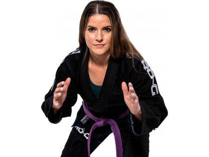 Ladies Zero G V4 BLACK Tatami fightwear Ladies BJJ gi kimono
