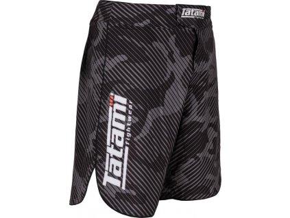 MMA no-gi Shorts Tatami Renegade Grey Camo
