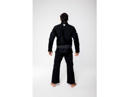 BJJ gi kimono Kingz The One - Black