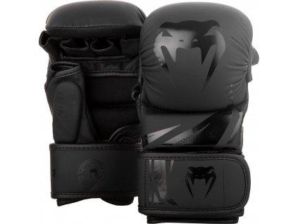 MMA Sparring Gloves Venum Challenger 3.0 - Black/Black