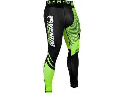 Men's Spats Venum Training Camp 2.0 - BLACK/NEO YELLOW