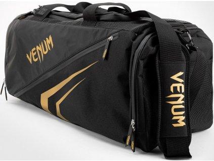 Sports Bag Venum Trainer Lite Evo - Black/Gold