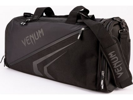 Sports Bag Venum Trainer Lite Evo - Black/Black