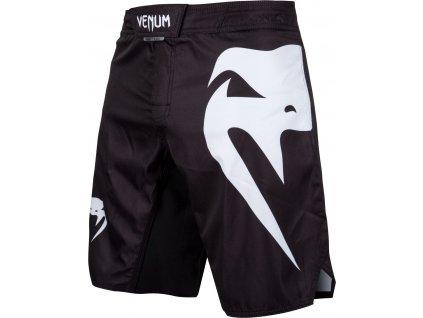 MMA Shorts Venum Light 3.0 - Black/White