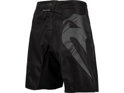 MMA Shorts Venum Light 3.0 - Black/Black