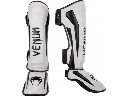 Shin Guard Venum Elite - White/Camo