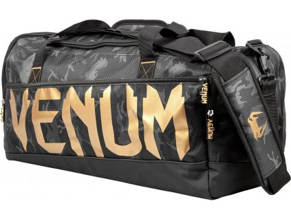 Sports Bag Venum Sparring - Camo/Gold
