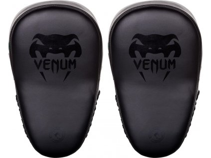 Big Focus Mitts Venum Elite - Black/Black