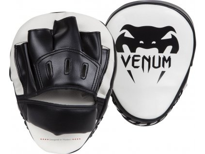 Focus Mitts Venum Light - White/Black (pair)