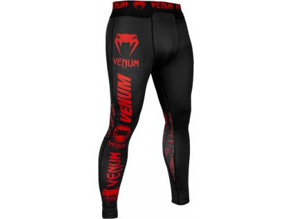 Men's Spats Venum Logos - Black/Red