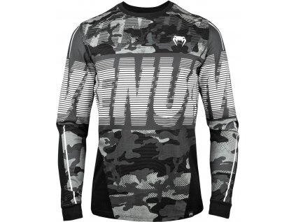 T-Shirt Long Sleeves Venum Tactical - Urban Camo/Black