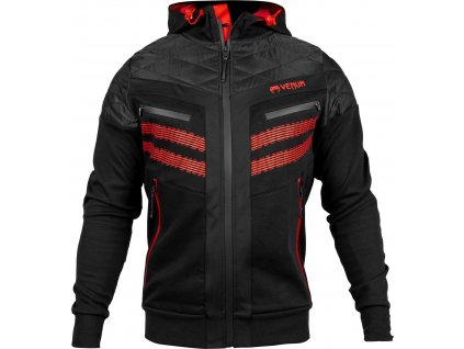 Men's Hoodie Venum Laser 2.0 - Black/Red
