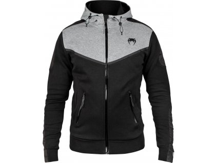 Men's Hoodie Venum Laser Evo - Black/Heather Grey