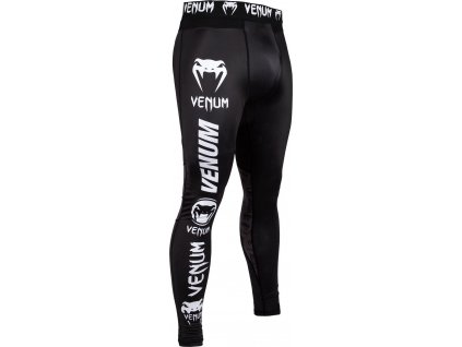 Men's Spats Venum Logos - Black/White