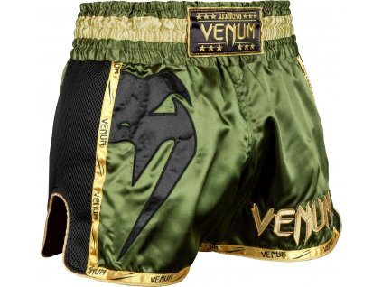Muay Thai Shorts Venum Giant - Khaki/Black