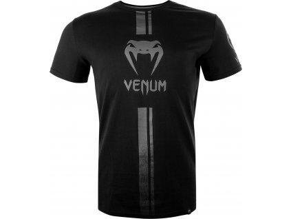 T-Shirt Venum Logos - Black/Black
