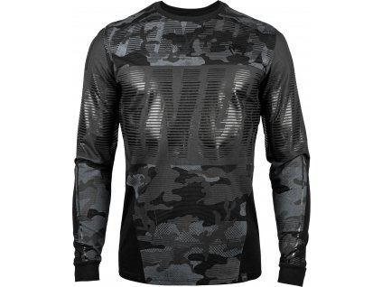 T-Shirt Long Sleeves Venum Tactical - Urban Camo/Black/Black