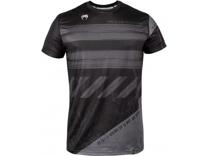 T-Shirt Venum Amrap Dry Tech - Black/Grey