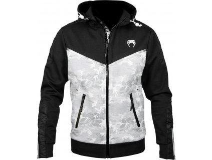 Men's Hoodie Venum Laser Evo - White/Black