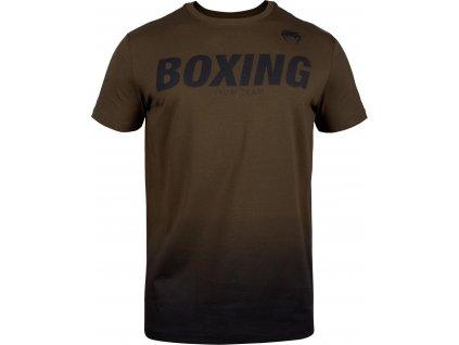 T-Shirt Venum Boxing VT - Khaki/Black