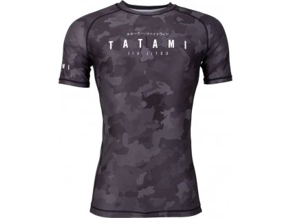 Rashguard Tatami Stealth - Short Sleeve