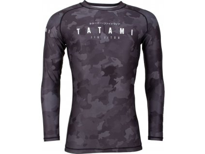 Rashguard Tatami Stealth - Long Sleeves